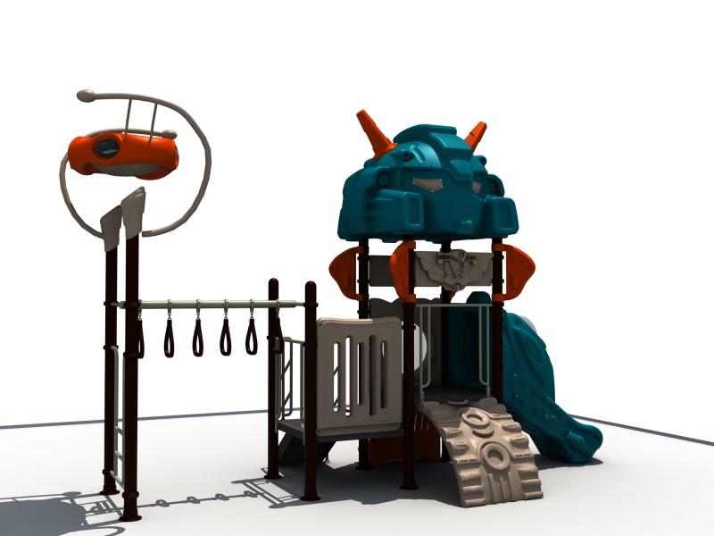 Plac zabaw Zestaw Robot 5  PLAY-PARK