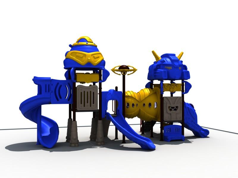 Plac zabaw Zestaw Robot 6 PLAY-PARK