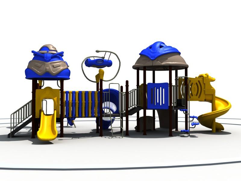Plac zabaw Zestaw Robot 9  PLAY-PARK