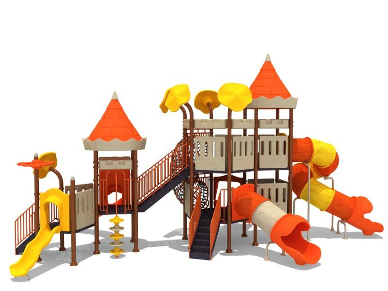 Plac zabaw Zestaw Zamek  4 PLAY-PARK