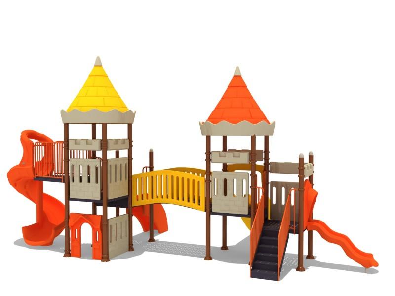 Plac zabaw Zestaw Zamek 1 PLAY-PARK