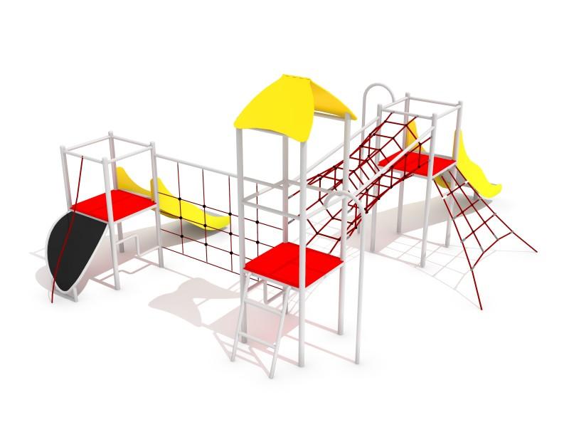 Plac zabaw Zestaw Poppy PLAY-PARK