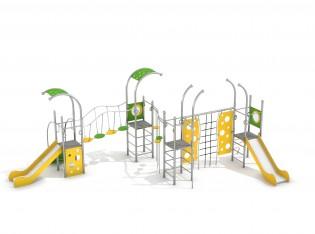PLAY-PARK - Zestaw Domo 4-1