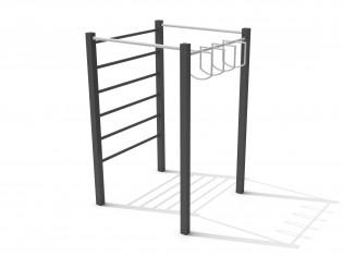 PLAY-PARK - Zestaw gimnastyczny 1