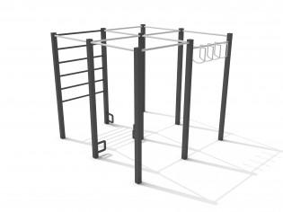 PLAY-PARK - Zestaw gimnastyczny 10