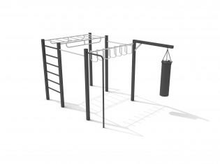 PLAY-PARK - Zestaw gimnastyczny 11