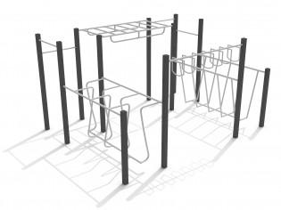 PLAY-PARK - Zestaw gimnastyczny 12