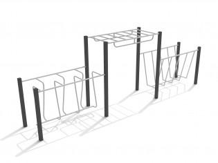 PLAY-PARK - Zestaw gimnastyczny 13