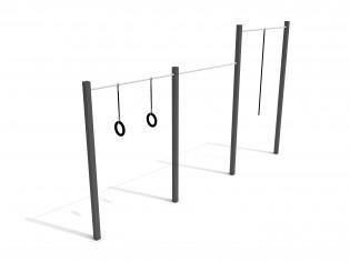 PLAY-PARK - Zestaw gimnastyczny 15