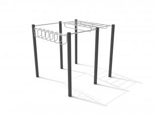 PLAY-PARK - Zestaw gimnastyczny 3