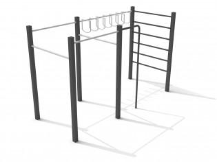 PLAY-PARK - Zestaw gimnastyczny 4