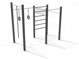 PLAY-PARK - Zestaw gimnastyczny 5