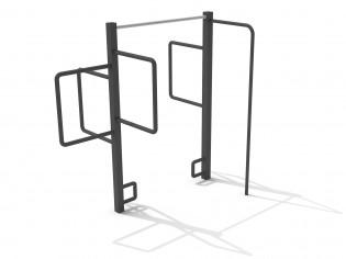 PLAY-PARK - Zestaw gimnastyczny 8