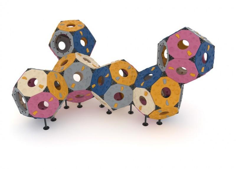 Zabawki dla dzieci Zestaw Kula 5