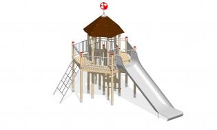 PLAY-PARK - Zestaw Wieża 14