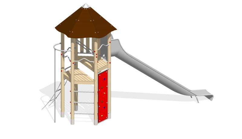 Plac zabaw Zestaw Wieża 15 PLAY-PARK