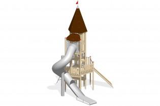 PLAY-PARK - Zestaw Wieża 16