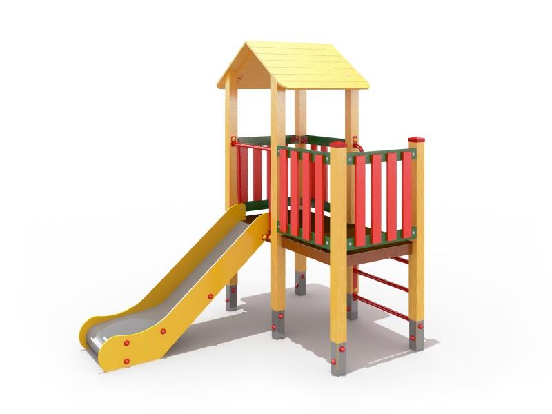 Inter Fun Wyposażenie placu zabaw Products