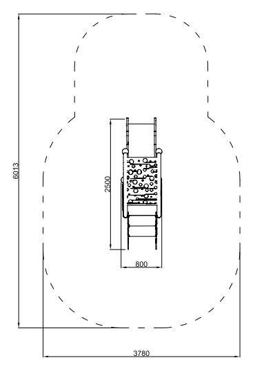 Plac zabaw Zestaw Infano 3 Play Park