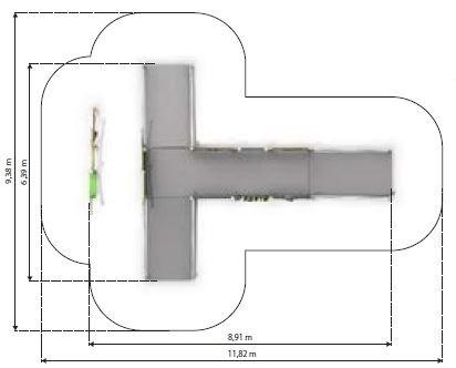 Plac zabaw Zestaw integracyjny Kajo 2 PLAY-PARK