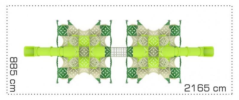 Plac zabaw Mrowisko 13 PLAY-PARK