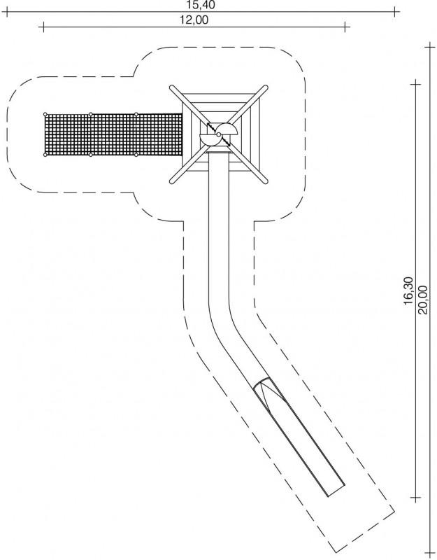 Plac zabaw Zestaw Wieża 8 PLAY-PARK
