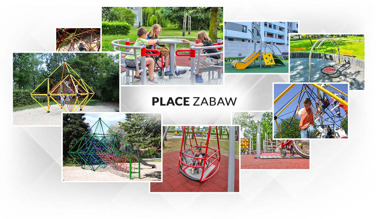 PLAY-PARK - Place zabaw